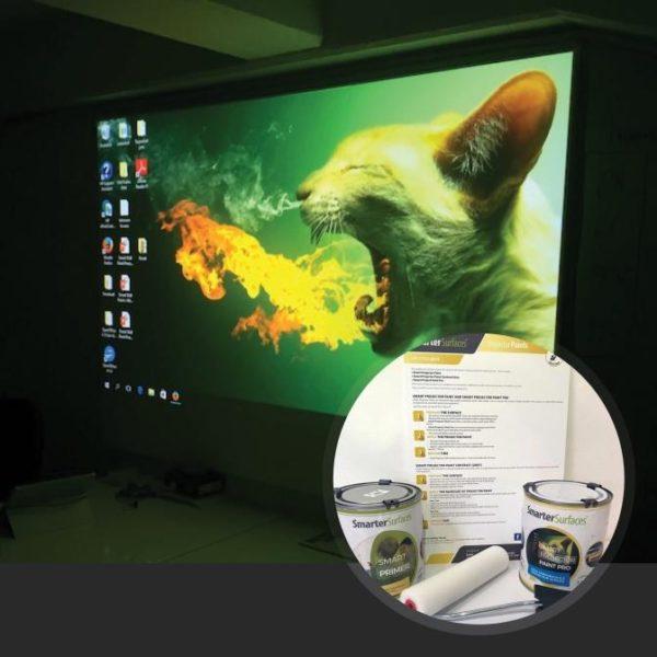 Pintura-Proyector-Pro-producto-en-uso-con-el-kit-completo