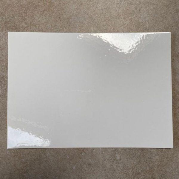 Smarter Surfaces Dry Erase Film White Sample