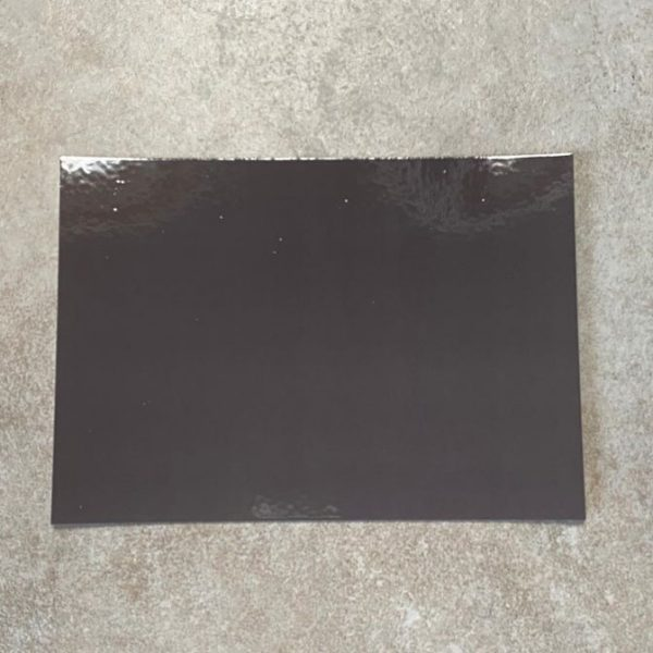 Smarter Surfaces Whiteboard Paint Clear Sample